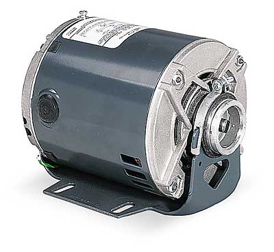 Marathon Electric (4805) GE NEMA 48YZ Clamp-on Carbonator Motors, 1-Phase, 1-3 HP; 100-120-240V