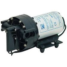 "Aquatec (5512-1E12-J586) Delivery Pump; 3.2 GPM; 60 PSI; 1-2"" F; 120V With Cord"