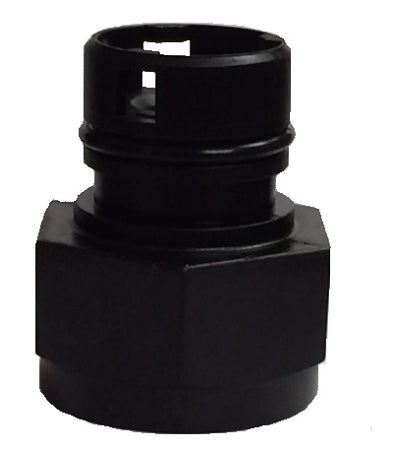 Fleck (60705-00) 1-2QC X 1-2FNPT; Plastic Less Flow Button