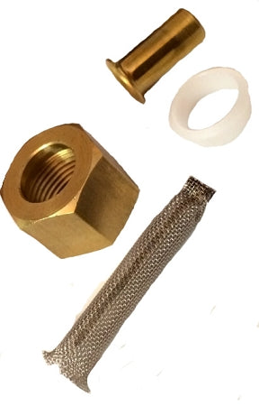 Fleck (60900-38) Brine Tank Connection Installation Small Parts Kit