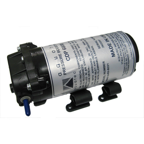 Aquatec (6840-2J03-B221S) 6800 Series RO Booster Pump for up to 50 GPD, 1-4