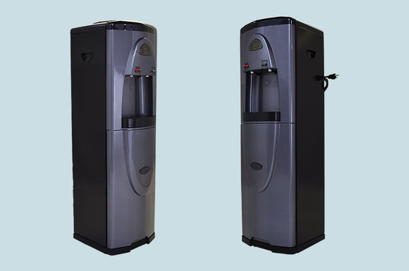 International H2O (H2O-750) Hot & Cold Floor Standing Water Bottleless Cooler