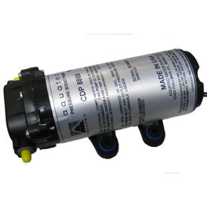 "Aquatec (8851-2J03-B423S) CDP-HFO High Flow 8800 Series Booster Pump with 3-8"" JG 24VAC"