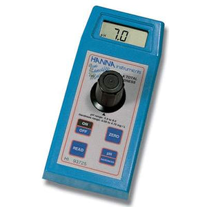 Hanna (HI93725) pH and Total Hardness Photometer with 555 nm LED