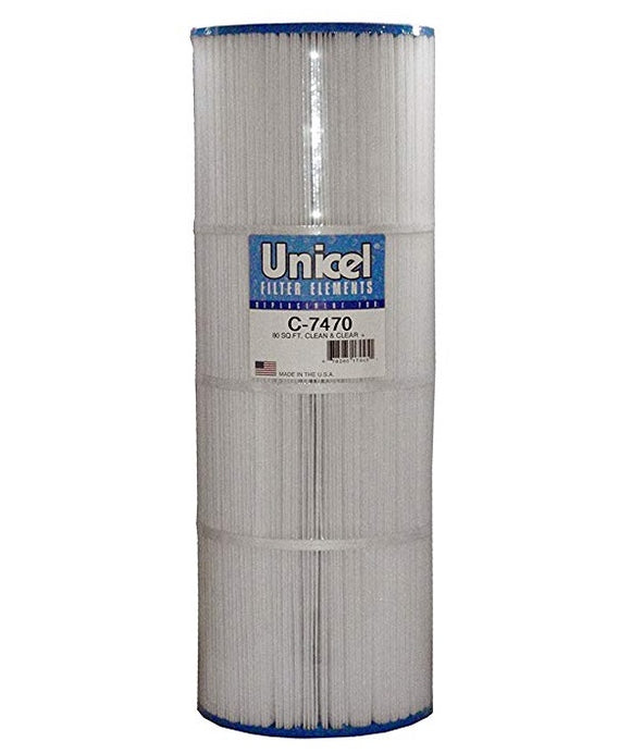 Unicel C-7470 80 sq. ft. Clean and Clear Plus Waterway Crystal Water Replacement Filter Cartridge