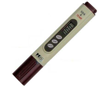 HM Digital (4TM) TDS 4 Handheld TDS & Temperature Meter-Monitor