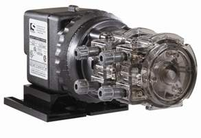Stenner (170DH2A1S) Series 170 Feeder Systems 34 GPD: 100PSI; 120-60; 1-4