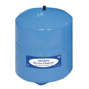 "Amtrol (141S352) RO Steel Pressure Tank 4.4 Gallon 1-4"" NPT Blue"
