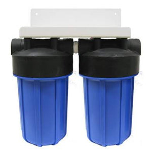 "Isopure Water (ISO-WH2-10B) Dual Stage 10"" Big Blue Boy Whole House Filter"