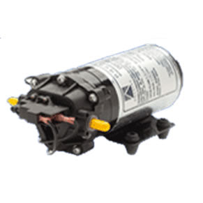 "Aquatec (5853-1E12-J524) Delivery Pump; 1.5 GPM; 130-60 PSI; 3-8"" JG; 120V With Cord"
