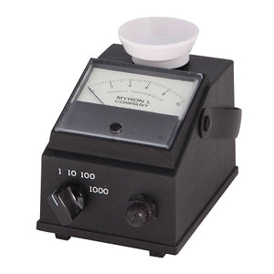 Myron L (EP10) Analog Conductivity Meter; 0-10, 100, 1000, 10000 µS