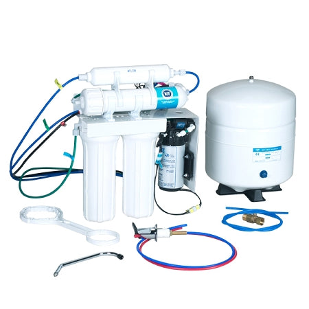 Watts (FMRO4-ZW) 4 Stage 25 GPD Reverse Osmosis System with Zero Waste