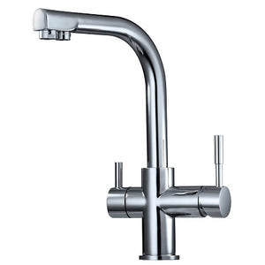 Watts (FU-GKD02-CP) Dual Function Kitchen + Filter Faucet Chrome Polish