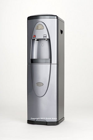 Global Water (G3) Hot & Cold Floor Standing Water Bottleless Cooler