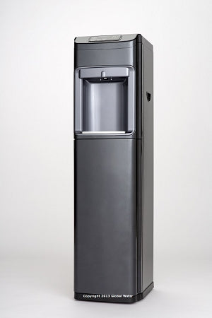 Global Water (G5) Hot & Cold Floor Standing Water Bottleless Cooler