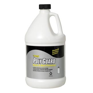 Pro Products Poly Guard® Liquid - Prevent Hard Water Stains; Rust & Scale Preventer