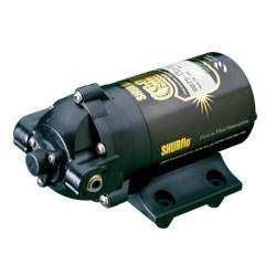 Shurflo (8075-111-313) Gold Series Low Flow RO Booster Pump - 50 GPD; 24 VAC