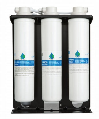 Global Water (GWRO) 4 Stage Reverse Osmosis Replacement Filters