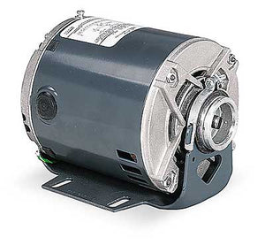 GE Motors (4725) NEMA 48YZ Clamp-on Carbonator Motors, 1-Phase, 1-4 HP; 115V