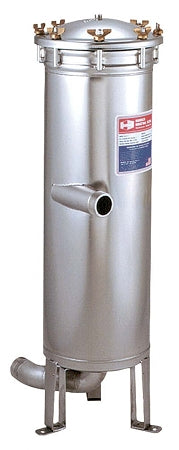 Harmsco (HUR-170-HP) Hurricane Single Filter Housing 200 GPM; 2