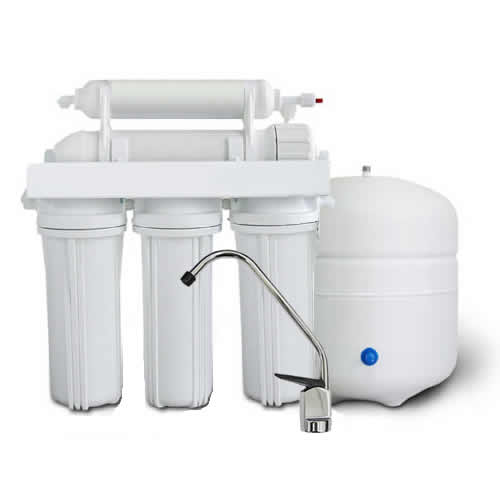 Isopure Water (ISO-RO5) 5 Stage Reverse Osmosis System 50 GPD