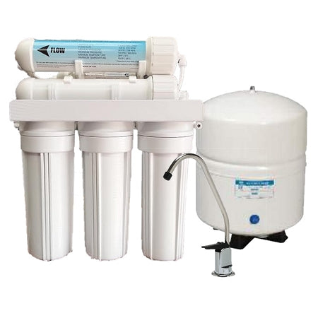 Isopure Water (ISO-RO6ALK) 6 Stage Alkaline Reverse Osmosis System 50 GPD