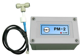 HM Digital (PM-2) External In-Line TDS Purity Monitor 1-4
