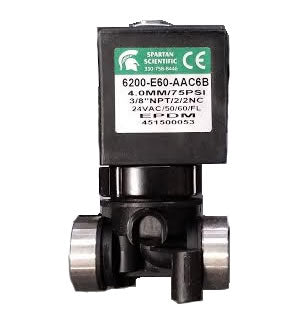 Spartan Scientific (6200-E60-AAC6B) Electric Shutoff Valve ESO for Aquatec CDP 6800 Booster Pump