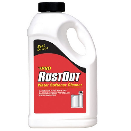 Pro Products Rust Out Water Softener Rust Remover