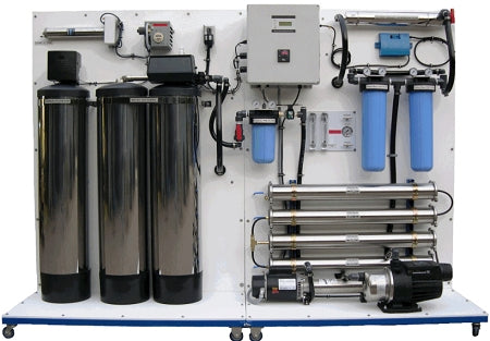 RO International (FS-1) Full Skid 1,800-2000 GPD Reverse Osmosis System