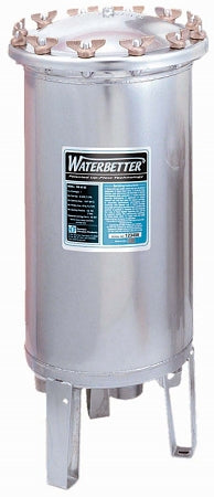 Harmsco (WB-90-SC-2) Waterbetter Single Filter Housing 100 GPM; 2
