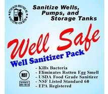 Pro Products (3951120) Filter Mate SaniWell Well Sanitizer Kit