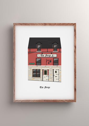 The Forge Pub, Donegal