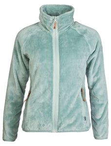 Romy Damen Fleece Jacke
