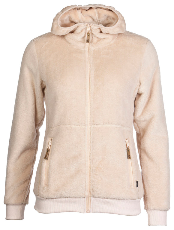 Pauline Damen Fleece Jacke