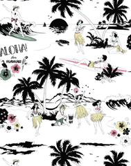 Aloha! Wallpaper Color