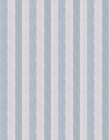 Cabana Stripe No. 17, Sky