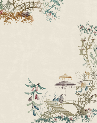 Chinoiserie, Coconut