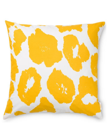 Cleo Yellow Cushion Cover
