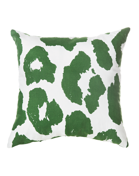 Cleo Green Cushion Cover