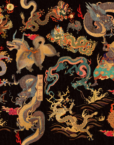 Dragons of Tibet
