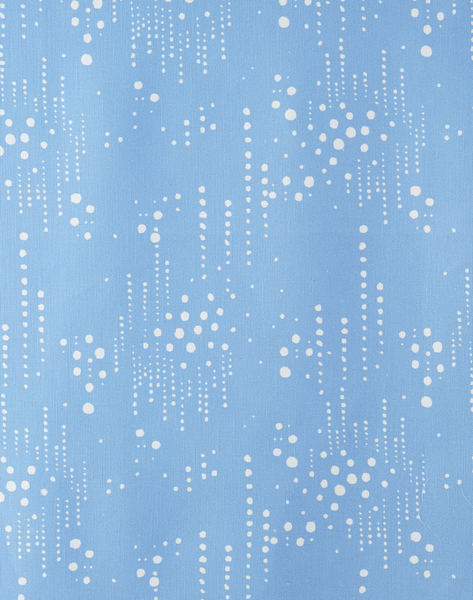 Rain Fabric, Cloud Blue