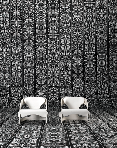 JOB-03 Perished Archives Wallpaper by Studio Job