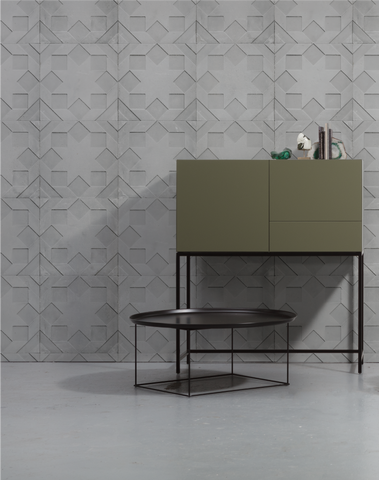 NDE-02 Moulded Star Wallpaper By Nada Debs