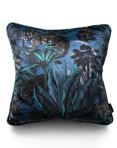 Nocturnal Faunacation Cushion