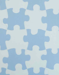 It's a Puzzle, Blue and Blue