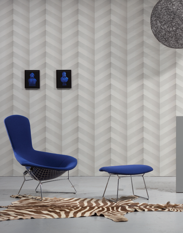 STB-01 Graphic Chevron Wallpaper BY Studio Boot
