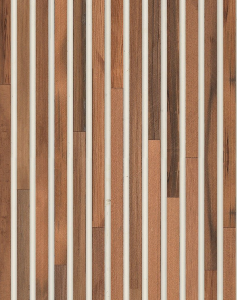 TIM-02, Timber Strips by Piet Hein Eek