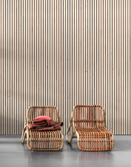 TIM-03, Timber Strips by Piet Hein Eek