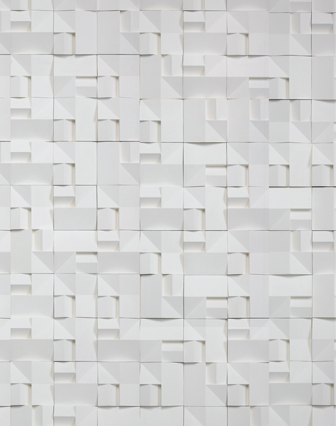 VOS-02 Hexa Ceramics Wallpaper by Studio Roderick Vos
